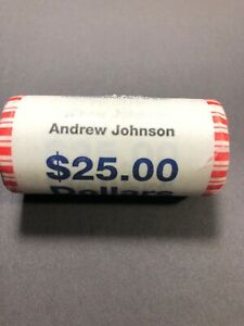 2011 D ANDREW JOHNSON UNOPENED