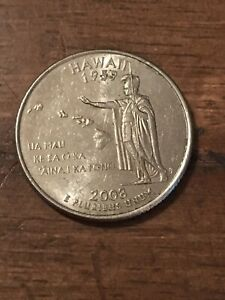 2008 P HAWAII 50 STATES QUARTER  BUY 4 GET 20  OFF  709