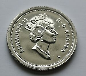 CANADA 10  CENTS  2000 W      FROM  MINT  SET