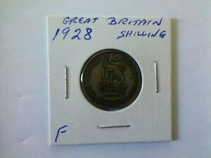 GREAT BRITAIN 1928  SHILLING