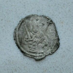 Click now to see the BUY IT NOW Price!  OLD 1491 FRANCE FRENCH BRITTANY HARDI DE BRETAGNE HAMMERED SILVER COIN