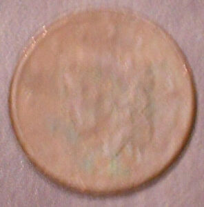 NO DATE CORONET HEAD LARGE CENT.
