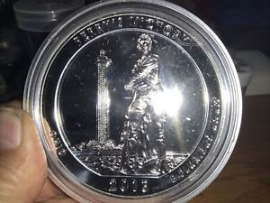 2013 5 OZ SILVER AMERICA THE BEAUTIFUL PERRYS VICTORY
