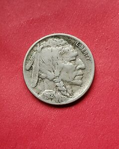 Click now to see the BUY IT NOW Price! 1918 D BUFFALO NICKEL  HIGH GRADE VF NICE HORN
