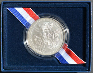 2010 P BOY SCOUTS OF AMERICA SILVER DOLLAR UNCIRCULATED WITH COA AND BOX 5565