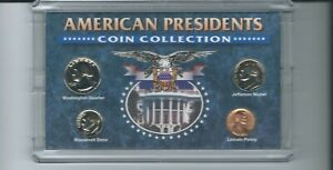AMERICAN PRESIDENTS COIN COLLECTION SI 21
