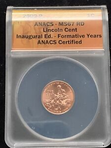 Click now to see the BUY IT NOW Price! 2009 P LINCOLN CENT BICENTENNIAL FORMATIVE YEARS MS67RD ANACS INAUGURAL ED.