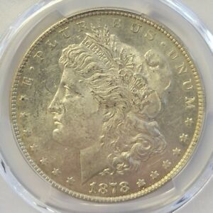 Click now to see the BUY IT NOW Price! 1878 7/8TF $1 MORGAN DOLLAR VAM 44 TRIPLE BLOSSOM PCGS MS60  KING OF THE VAMS