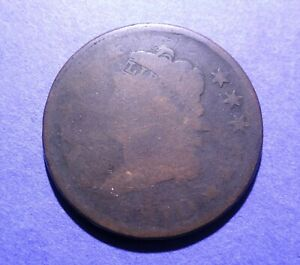 1810 CLASSIC HEAD LARGE CENT AG  PRICE DROP