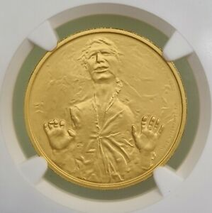 Click now to see the BUY IT NOW Price! 2016 NIUE GOLD STAR WARS HAN SOLO $200 NGC PF70 ULTRA CAMEO 1 TROY OZ GOLD COIN