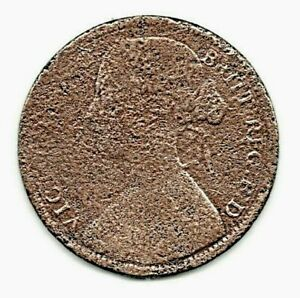 1863 VICTORIAN  PENNY.