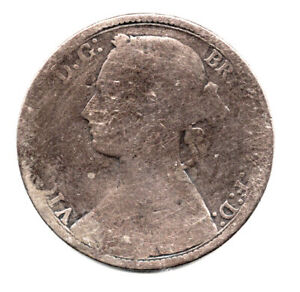 1878 VICTORIAN  PENNY.