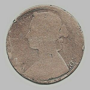 1874 VICTORIAN PENNY.