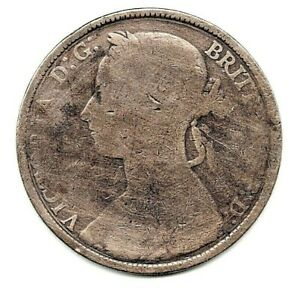 1885  VICTORIAN PENNY.