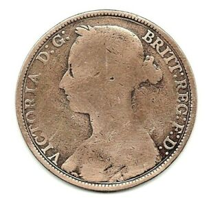 1889 VICTORIAN PENNY.