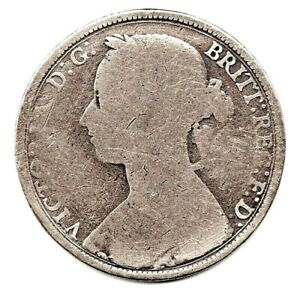 1884  VICTORIAN PENNY.