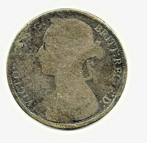 1886 VICTORIAN PENNY.