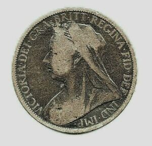 1897 VICTORIAN PENNY.