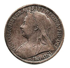 1900 VICTORIAN PENNY