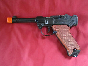 1960s lone star luger marx cap