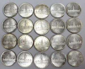 Click now to see the BUY IT NOW Price! 20 X 1939 CANADA SILVER DOLLARS KING GEORGE VI  CHOICE AU55 OR BETTER