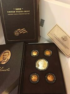 Click now to see the BUY IT NOW Price! 2009 LINCOLN COIN & CHRONICLES SET ORIGINAL PACKAGING AS RECEIVED FROM MINT
