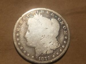 Click now to see the BUY IT NOW Price! 1879 O MORGAN SILVER DOLLAR LIBERTY HEAD $1 COIN NICE