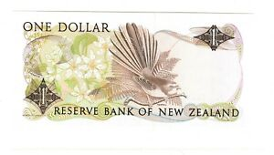 Click now to see the BUY IT NOW Price! 1981   1985 NEW ZEALAND 1 DOLLAR $1 NOTE BANKNOTE P 169A CRISP UNCIRCULATED