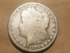 Click now to see the BUY IT NOW Price! 1879 S MORGAN SILVER DOLLAR LIBERTY HEAD $1 COIN NICE