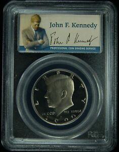 Click now to see the BUY IT NOW Price! 1990 S PCGS PR70DCAM KENNEDY HALF DOLLAR  PRESIDENTIAL LABEL