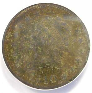 1810/09 CLASSIC LIBERTY LARGE CENT COIN 1C S 281   CERTIFIED ANACS VF20 DETAILS