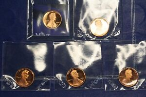 2004 S PROOF LINCOLN MEMORIAL CENT PENNY