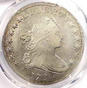 1798 DRAPED BUST DOLLAR $1