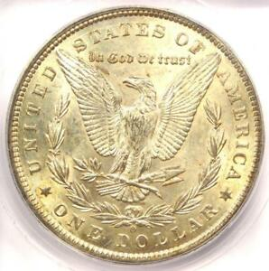 1897 O MORGAN SILVER DOLLAR $1 COIN   ICG MS61   IN UNC BU    $1 590 VALUE