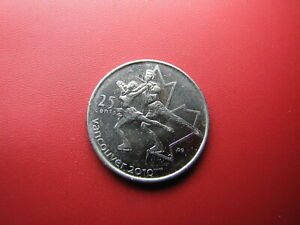 25 CENT 2008 ICE DANCING 2010 OLYMPICS  A375