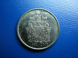 50 CENT 2002 UNCIRCULATED FROM MINT ROLL  A978