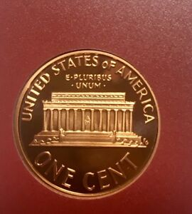 2006 S 1C  PROOF  LINCOLN MEMORIAL CENT