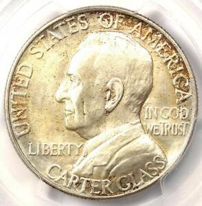 1936 LYNCHBURG VIRGINIA HALF DOLLAR 50C   PCGS MS66 PQ      $550 VALUE