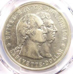 1900 LAFAYETTE SILVER DOLLAR $1   CERTIFIED PCGS XF DETAIL    CERTIFIED COIN