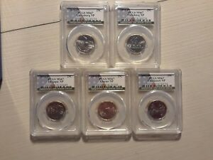 Click now to see the BUY IT NOW Price! 2011 D MS 67 NP PCGS NATIONAL PARK QUARTERS SET