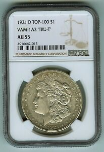 Click now to see the BUY IT NOW Price! 1921 D TOP 100 VAM 1A2