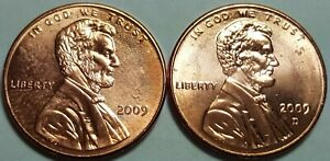 2009 P & D LINCOLN MEMORIAL CENT PROFESSIONAL LIFE ILLINOIS BICENTENNIAL SERIES