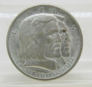 1936 US MINT LONG ISLAND COMMEMORATIVE HALF DOLLAR 50 CENT COIN UNCIRCULATED
