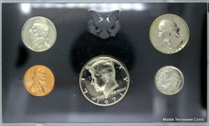 1971 S PROOF SET IN ORIGINAL GOVERNMENT PACKAGING