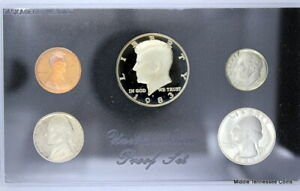 1983 S PROOF SET IN ORIGINAL GOVERNMENT PACKAGING