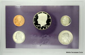 1984 S PROOF SET IN ORIGINAL GOVERNMENT PACKAGING
