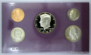 1988 S PROOF SET IN ORIGINAL GOVERNMENT PACKAGING