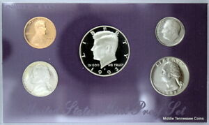 1993 S PROOF SET IN ORIGINAL GOVERNMENT PACKAGING