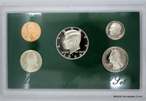 1994 S PROOF SET IN ORIGINAL GOVERNMENT PACKAGING