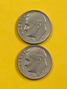 DIME 1972PD UNCIRCULATED